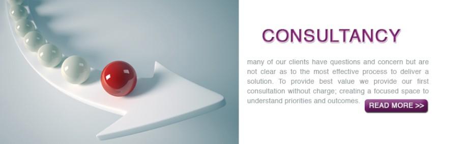 Services: Consultancy